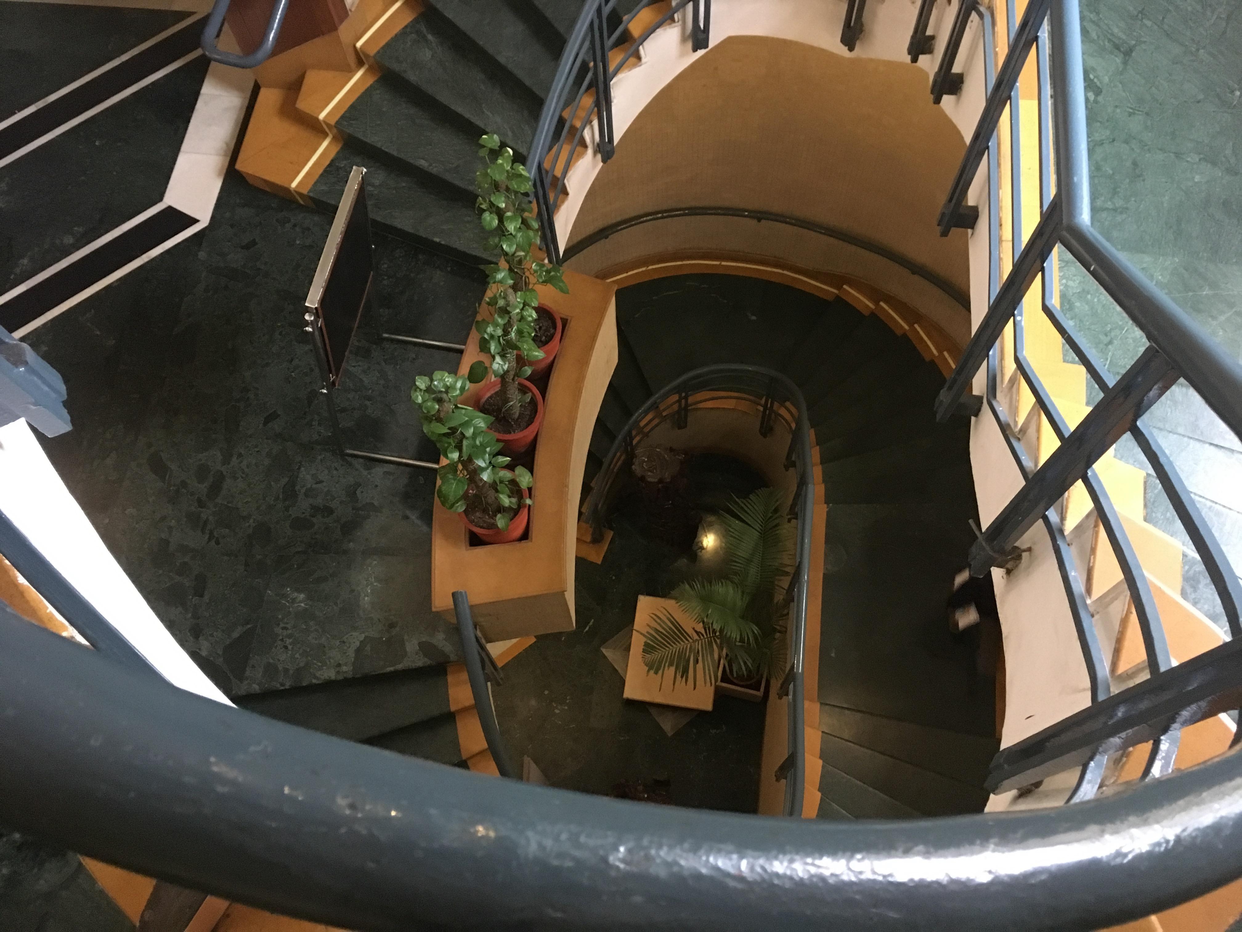 IHC stairwell